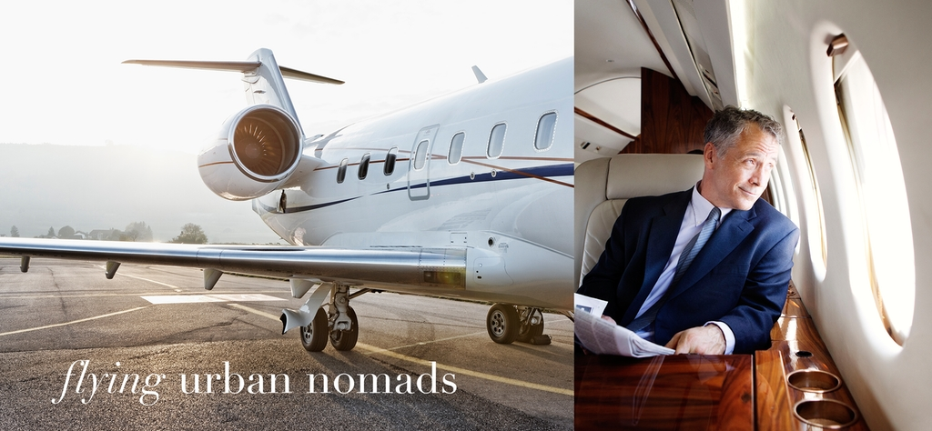 Nomad Aviation: Business Jet Charter and Aircraft Management